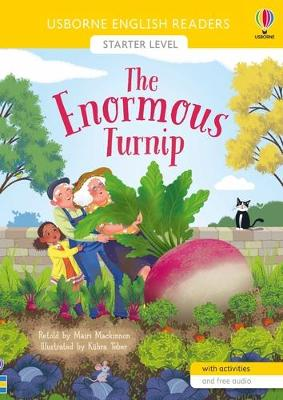 The Enormous Turnip book
