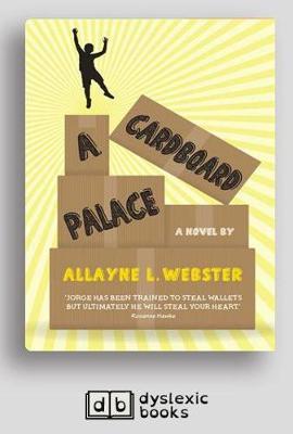 A Cardboard Palace book