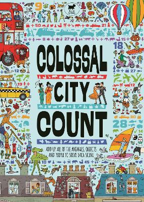 Colossal City Count by Andy Rowland