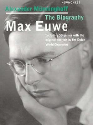 Max Euwe by Alexander Munninghoff