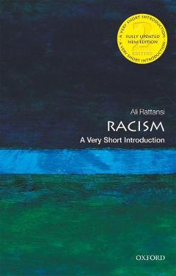 Racism: A Very Short Introduction by Ali Rattansi