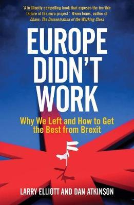 Europe Didn't Work book