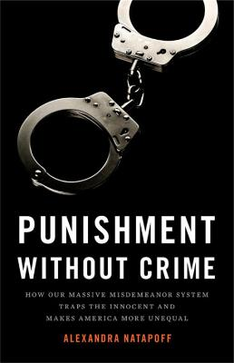 Punishment Without Crime: How Our Massive Misdemeanor System Traps the Innocent and Makes America More Unequal book