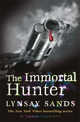 The Immortal Hunter by Lynsay Sands