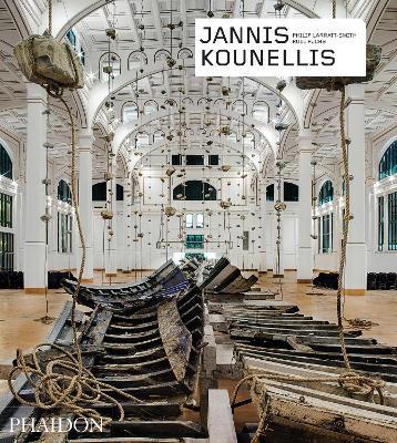 Jannis Kounellis book