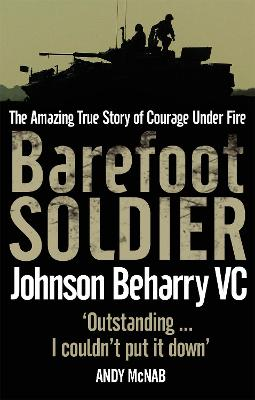 Barefoot Soldier book