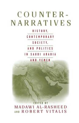 Counter-Narratives by Robert Vitalis