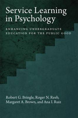 Service Learning in Psychology by Roger N. Reeb