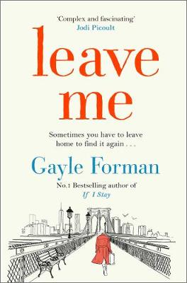 Leave Me book