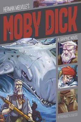 Moby Dick by David Rodriguez