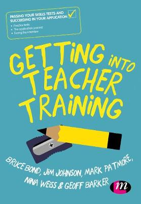 Getting into Teacher Training by Bruce Bond