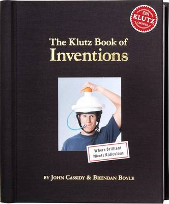 Klutz Book of Inventions book
