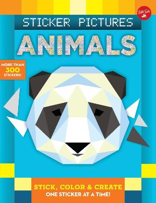 Sticker Pictures: Animals by Walter Foster