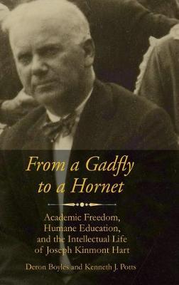 From a Gadfly to a Hornet by Deron Boyles