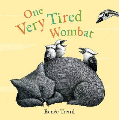 One Very Tired Wombat book