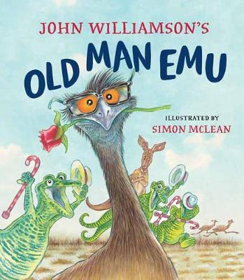 Old Man Emu by John Williamson