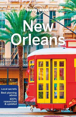 Lonely Planet New Orleans book