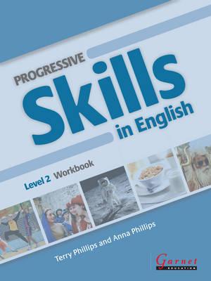 Progressive Skills in English - Workbook Level 2 - With Audio CD book