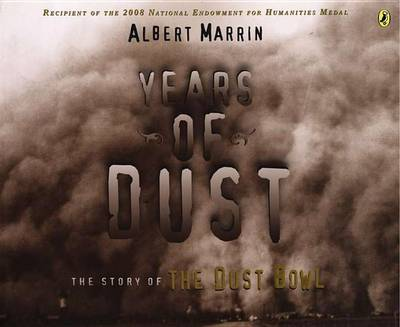 Years of Dust book