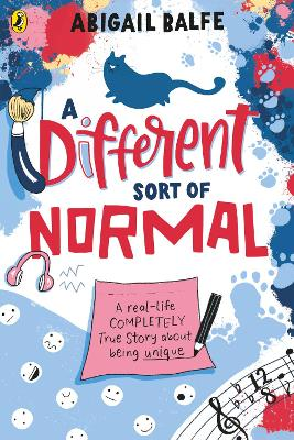 A Different Sort of Normal by Abigail Balfe