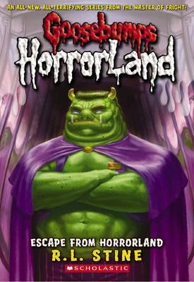 Escape from Horrorland by R,L Stine