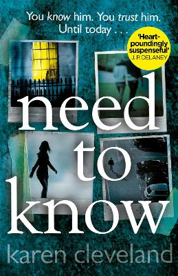 Need To Know: 'You won't be able to put it down!' Shari Lapena, author of THE COUPLE NEXT DOOR book