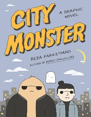 City Monster book