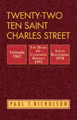 Twenty-Two Ten Saint Charles Street by Paul T. Nicholson