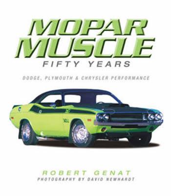 Mopar Muscle book