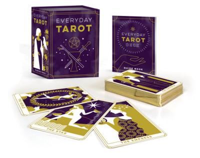 Everyday Tarot Mini Tarot Deck by Brigit Esselmont