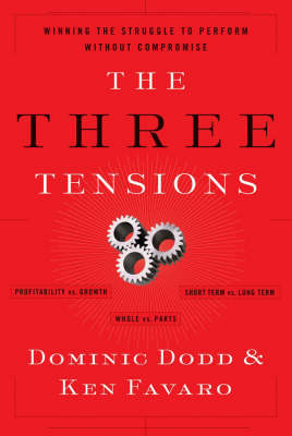 Three Tensions book