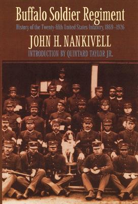 Buffalo Soldier Regiment by John H. Nankivell