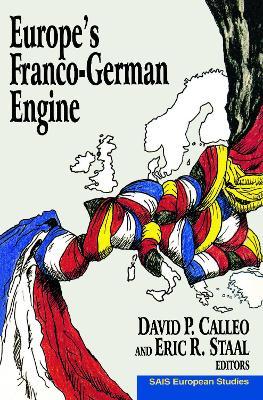 Europe's Franco-German Engine book