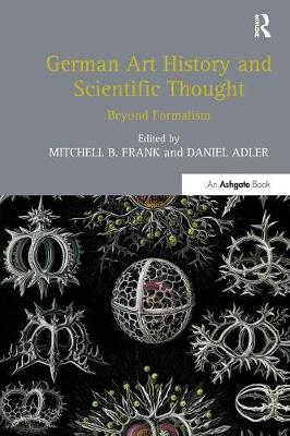 German Art History and Scientific Thought book
