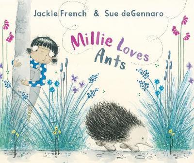 Millie Loves Ants book