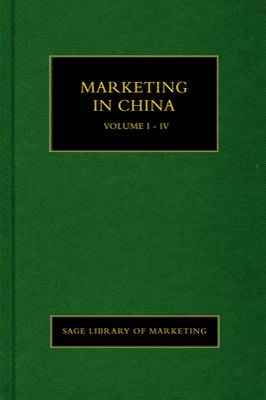Marketing in China by Yonggui Wang
