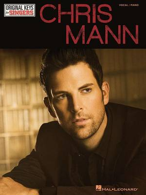 Mann Chris Original Keys for Singers Piano Vocal Bk by Dr Chris Mann