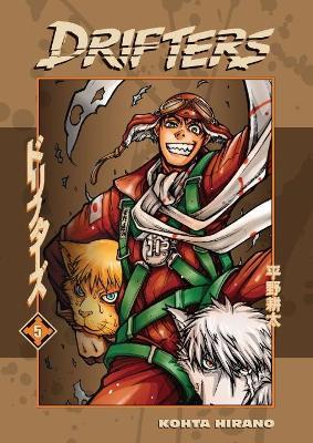 Drifters Volume 5 book