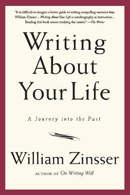 Writing About Your Life book