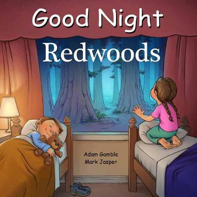 Good Night Redwoods by Adam Gamble