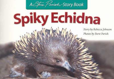 Spiky Echidna by Rebecca Johnson