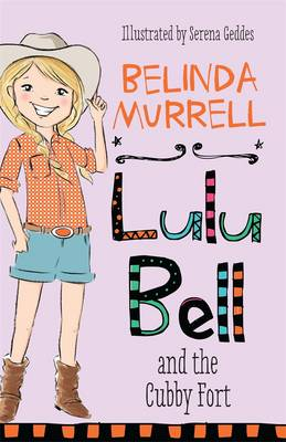 Lulu Bell and the Cubby Fort book