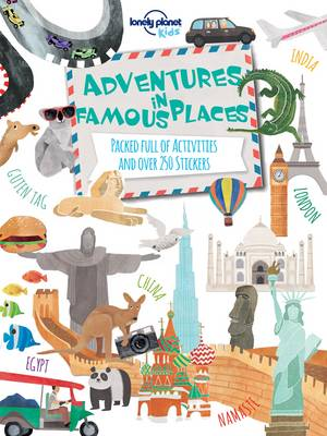 Adventures in Famous Places by Lonely Planet Kids