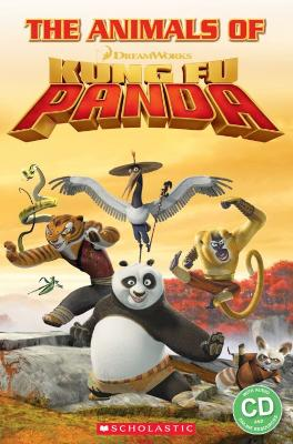 The Animals of Kung Fu Panda by Fiona Davis