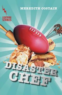 Disaster Chef book