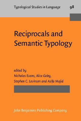 Reciprocals and Semantic Typology by Nicholas Evans