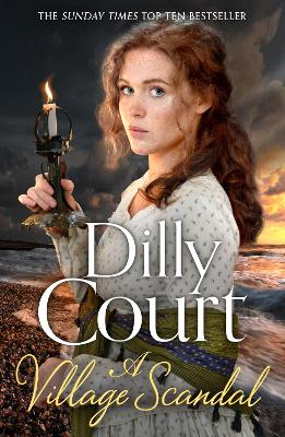 A Village Scandal (The Village Secrets, Book 2) by Dilly Court