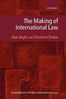 Making of International Law book