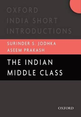 Indian Middle Class by Aseem Prakash