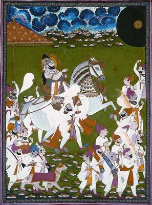Masterpieces of Indian Art at the Art Institute of Chicago by Madhuvanti Ghose